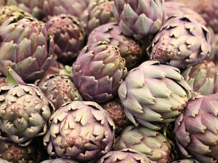 Elimina toxinas gracias a las propiedades de la alcachofa