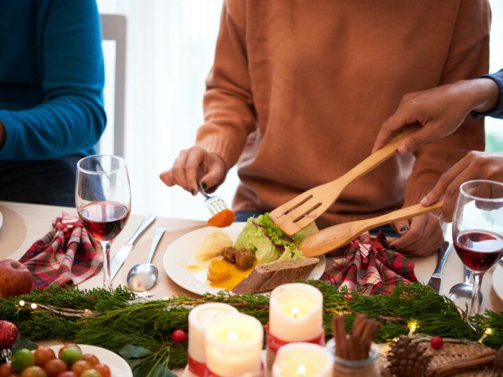 Cómo cuidar tu cuerpo en Navidad