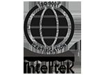 certificado Intertek