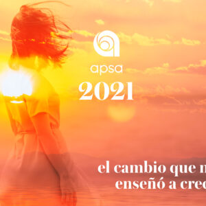 Calendario solidario APSA 2021